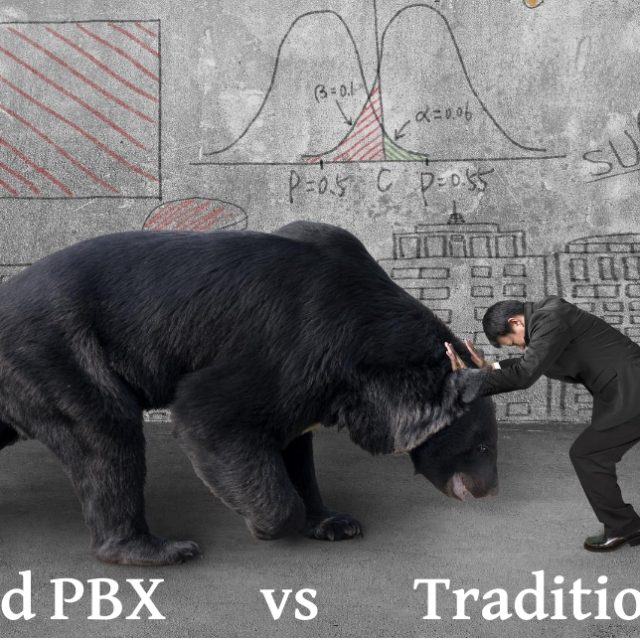 8 reasons to sell hosted PBX rather than traditional PBXs