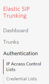 How to configure Twilio SIP trunking to a Metaswitch - Award